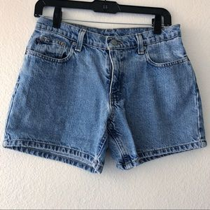 "Vintage Ralph Lauren Blue 5"" Saturday Short"